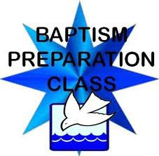 Baptism Preparation Course