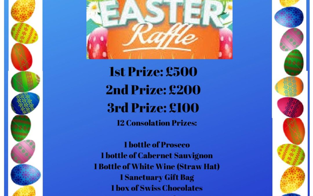 Parish Grand Easter Raffle