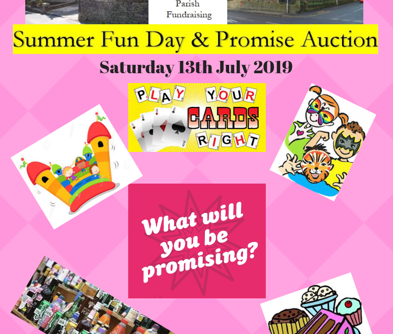 Summer Fun Day & Promise Auction