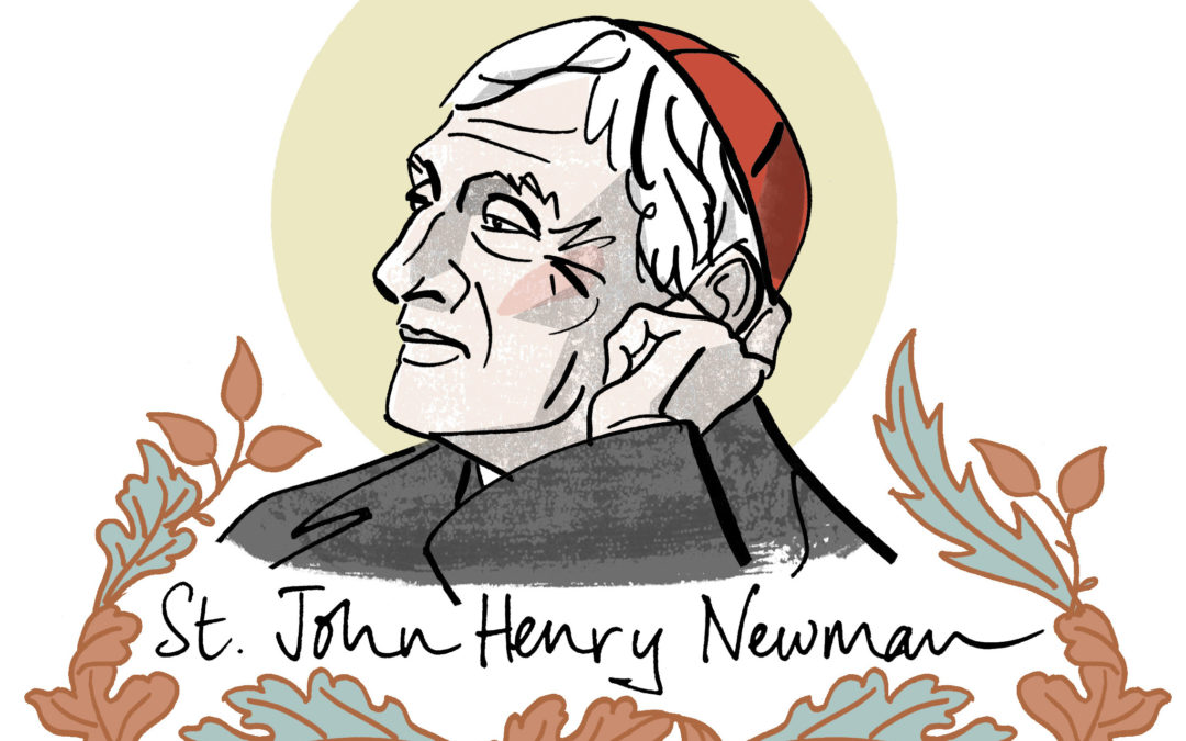 The Canonisation of Bl. John Henry Newman