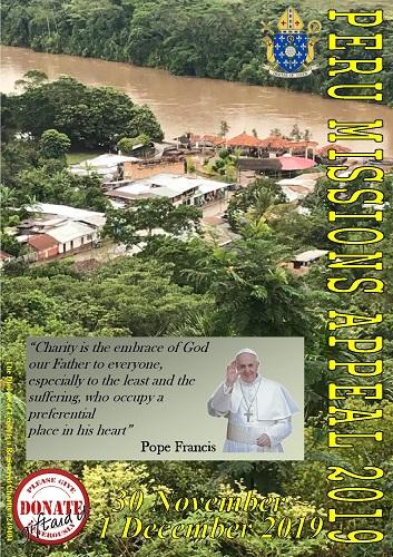 PERU MISSION APPEAL 2019