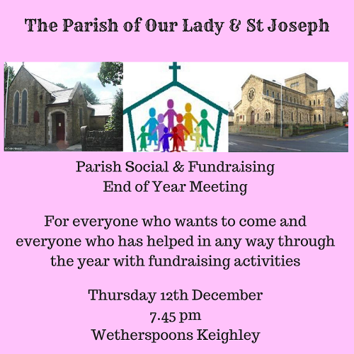Social & Fundraising Meeting