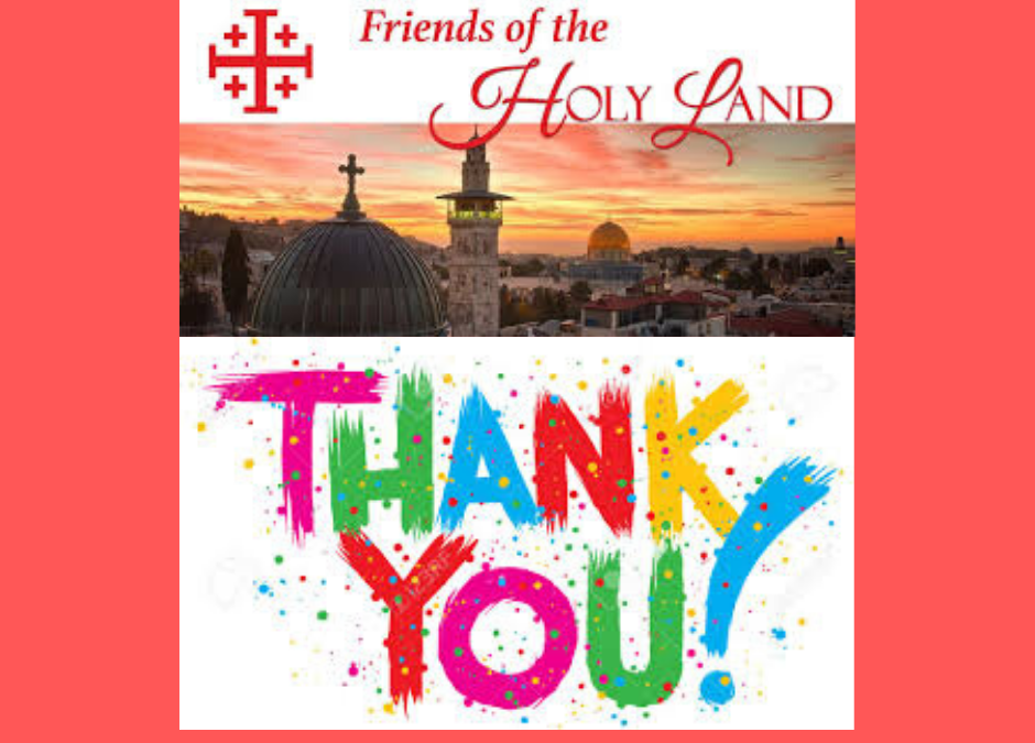 Friends of the Holy Land Crib Collection