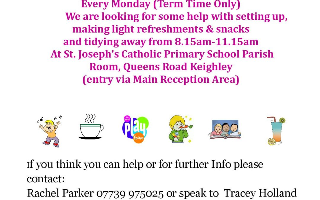 St Joseph's Stay & Play Group