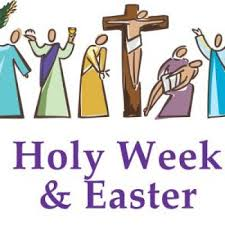 How to participate in the Celebrations of Holy Week from Home