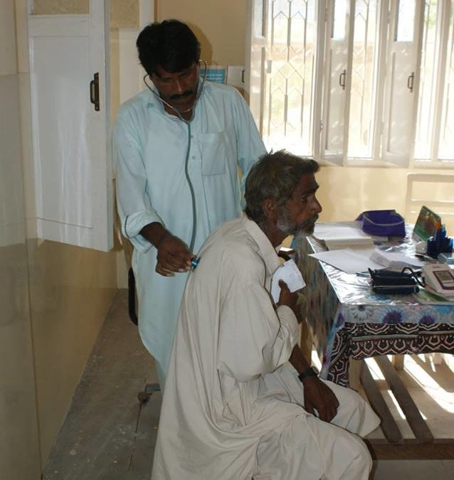 St Joseph's Matli, Pakistan – Twinned Parish