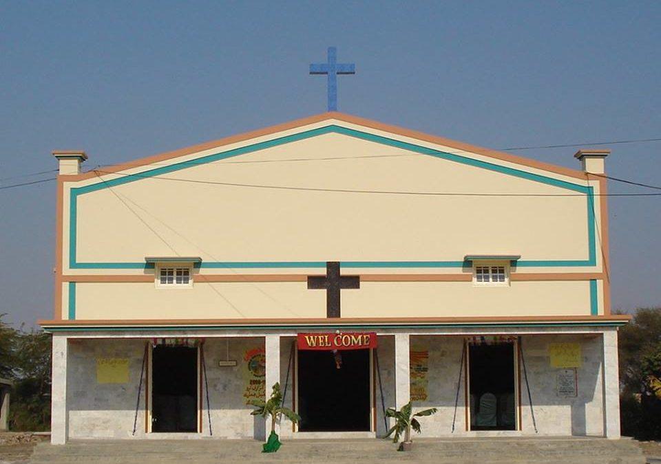 Our Lady of Lourdes Twin Parish Partnership with St Josephs' Parish, Matli, Pakistan.