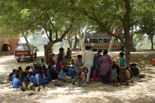 St Joseph's Matli, Pakistan – Twinned Parish Project
