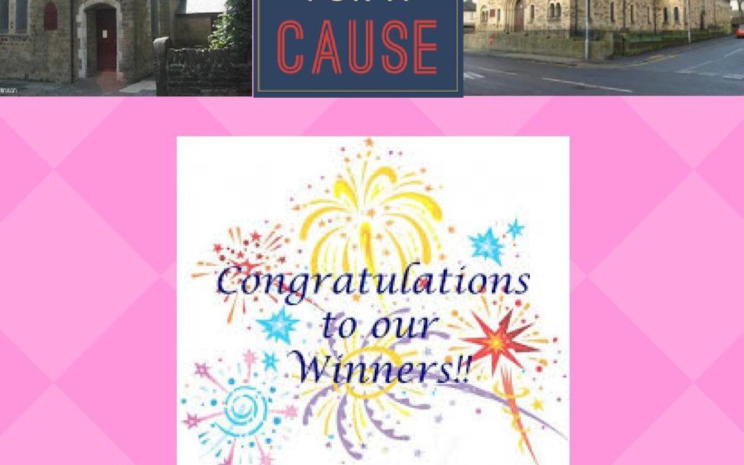 Parish Raffle Winners