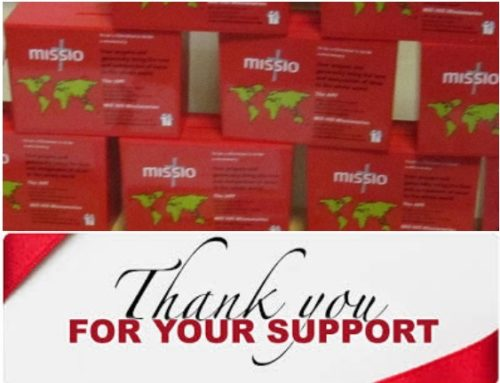 Red Box/Missio collections