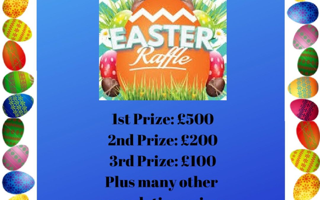 The Parish Grand Easter Raffle Draw