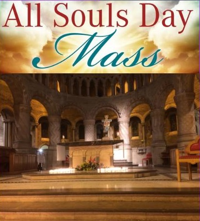 All Souls Day Remembrance Mass & Service