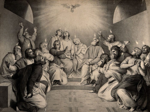 Father Dennis's Reflection for Pentecost