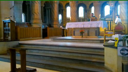 Video Mass from St Joseph's