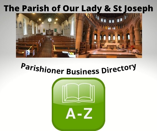 Parishioner Business Directory