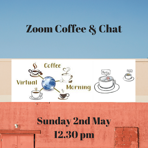 Zoom Coffee Meeting