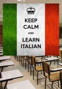 Italian Language Class
