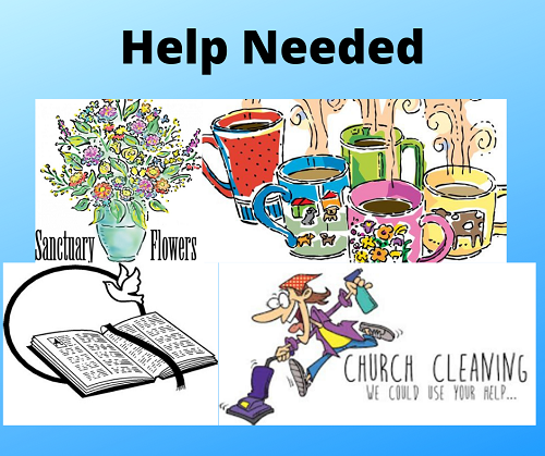Volunteers needed at Our Lady of Lourdes, Haworth